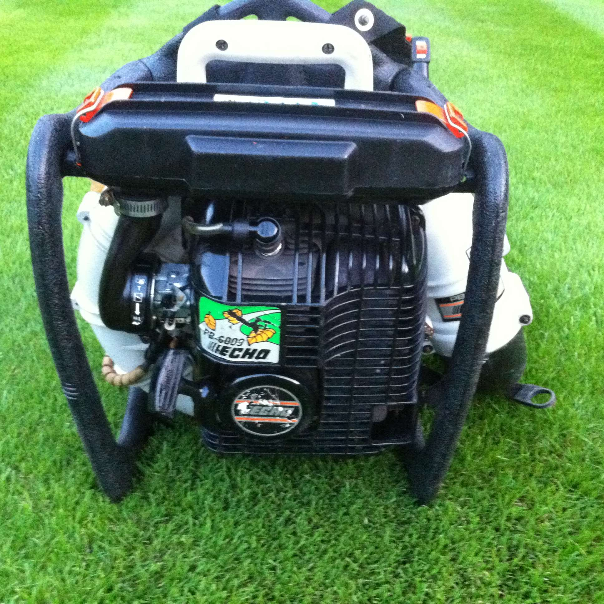 Echo Power Blower Pb 46ht : Echo backpack blower pb bertie green