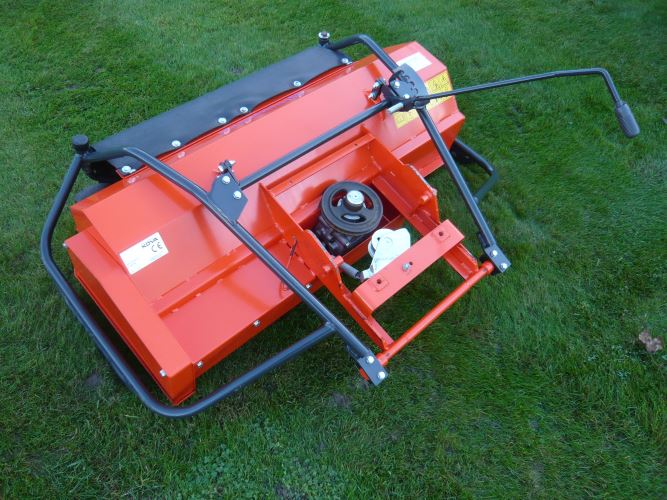 Husqvarna Lawn Tractor Attachments No : Husqvarna rider pro flail mower attachment bertie green
