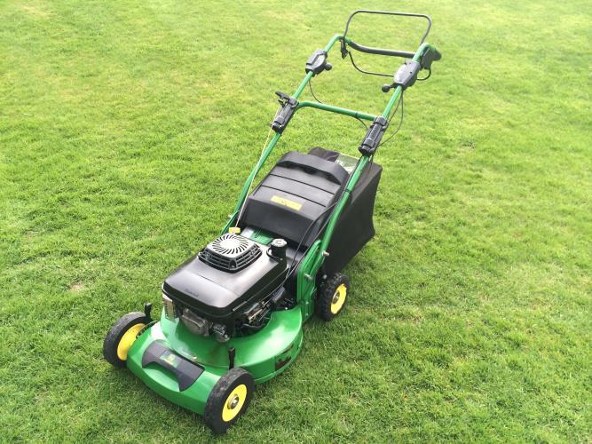 John Deere Lawn Mower Turbo : John deere cv vk quot lawn mower bertie green