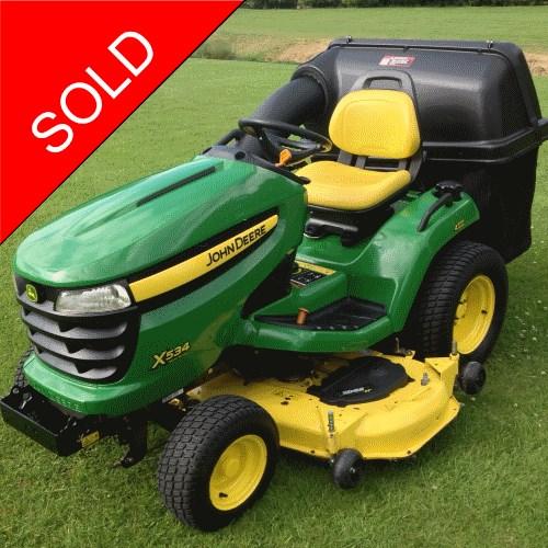John Deere Spreaders Lawn Tractor : John deere garden tractor bertie green