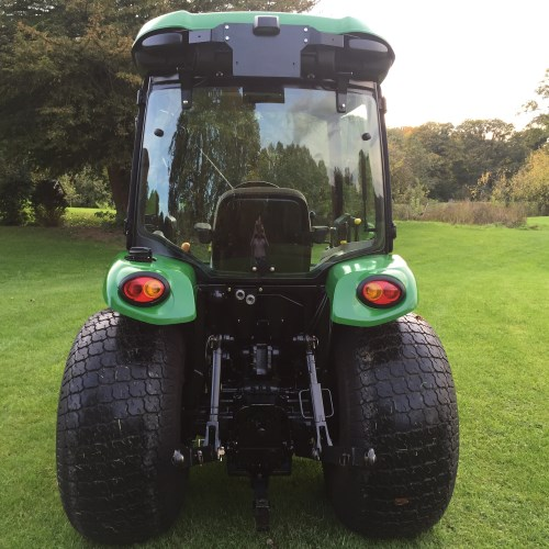 John Deere 3720 Manual : John deere compact tractor bertie green