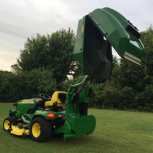 john deere  diesel garden tractor bertie green